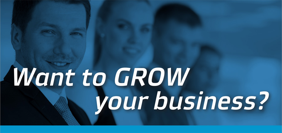 Want to Grow your Business