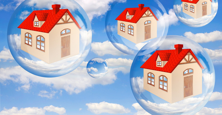 How to deal with the threat of the housing bubble