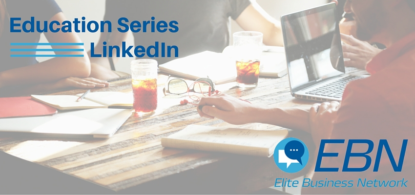 EBN Event - Education Series - Linkedin